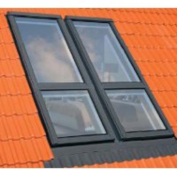 Окно-балкон fakro fgh-v p2 galeria 940х2250 мм.
